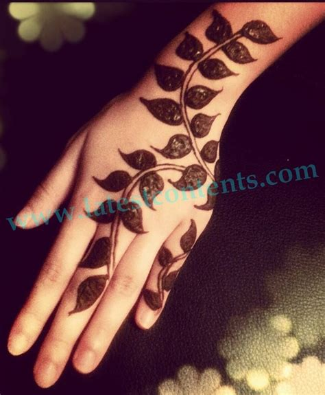 stylish designs new stylish mehndi designs for eid party every occasion