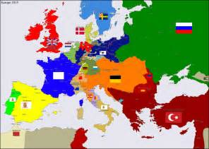 Map Of Europe 1815 by Europe 1815 By Hillfighter On Deviantart
