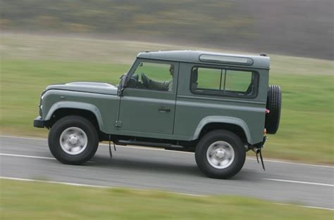 defender jeep 2016 land rover defender 1983 2016 review 2018 autocar