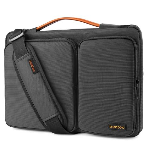Original Gearmax Gm6001 133 Inch Laptop Briefcase Laptop Sleeve tomtoc original 13 13 5 inch laptop shoulder bag with