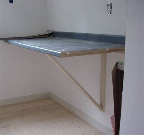 Laundry Room Folding Table Ideas Handmade Folding Table Laundry Room Home Interiors