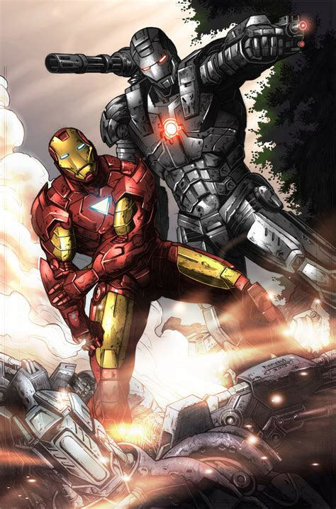 Iron War Machine Comic ironman war machine by arfel1989 on deviantart