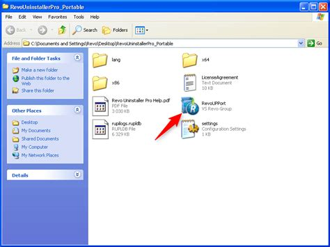 tutorial xp portable revo uninstaller pro extract revo uninstaller pro
