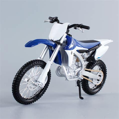 Diecast Cross Yamaha Yz450f aliexpress buy 1 12 scale yamaha yz450f motocross diecast metal motorcycle model new