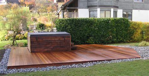 Holzterrasse Mit überdachung by Holzterrasse Mit