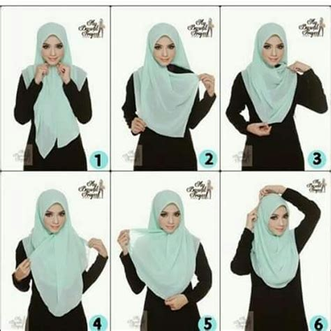 tutorial pashmina jadi turban 141 best images about hijab tutorial and tips on