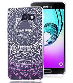 Samsung A5 2016 A510 Liquid Glitter Hardcase 6026 delightable24 coque de protection tpu silicone pour