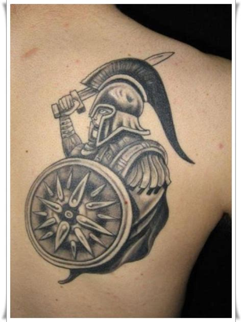 tattoo ideas roman 17 of the most powerful warrior tattoo designs warrior