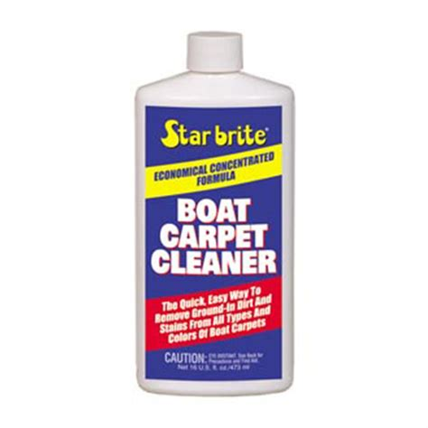 cleaning boat carpet review starbrite 174 boat carpet cleaner 177609 cleaning supplies