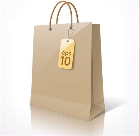 Shopping Bag Free Vector Shopping Bags 01 Vector Free Vector In Encapsulated Postscript Eps Eps Vector Illustration