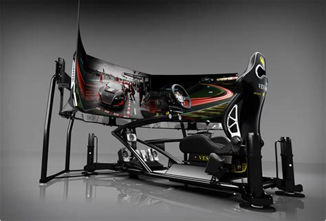 Motion Racing Simulator by Vesaro
