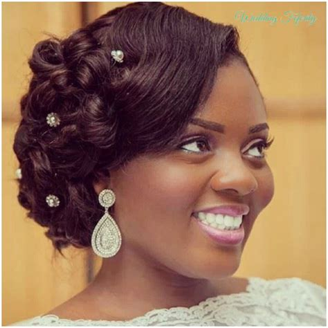 Zubby Bridal Hairdo In Lagos Nigeria | 10 latest ghana weaving styles 2016
