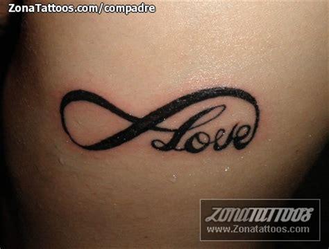 imagenes love infinito tatuaje de love infinitos