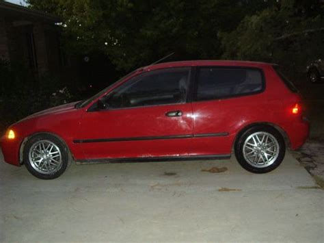 Headl Civic 1984 87 3 Doors sell used 1995 honda civic cx hatchback 3 door 1 5l eg hatch h22a tunner in west