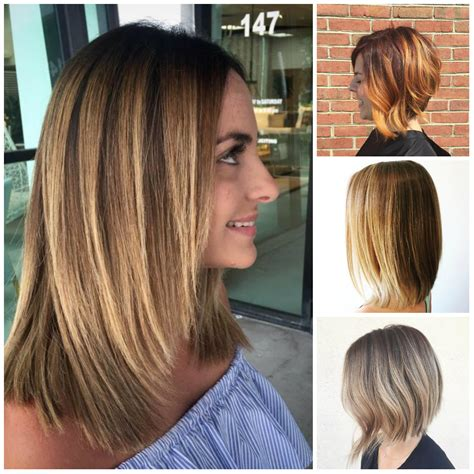 hairstyles for of color 2017 balayage ideas for hair new hair color ideas