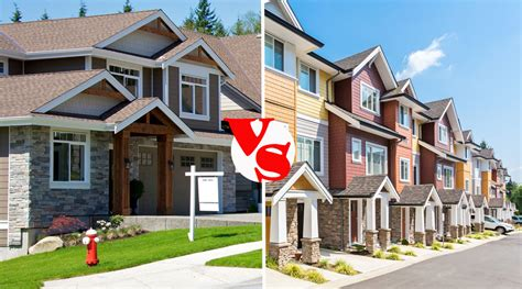 townhouse or house townhouse vs single family home burnaby com