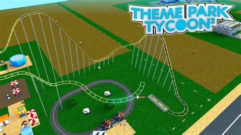 theme park tycoon roblox theme park tycoon 2 more rides gamer chad