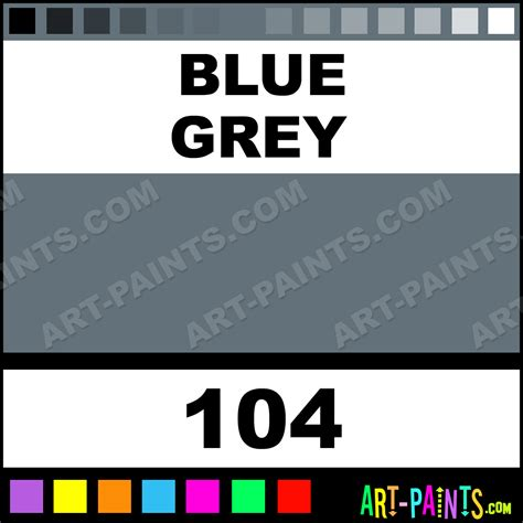 what element is grayish blue and soft blue grey soft pastel paints 104 blue grey paint blue