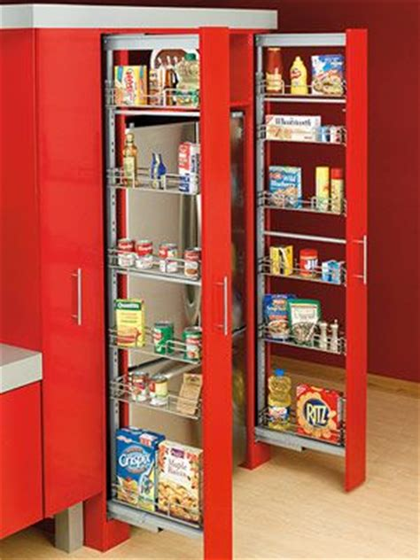 narrow pull out pantry cabinet quot change your traditional pantry into pull out shelves