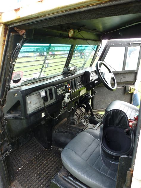 land rover psni land rover psni interior inside a psni land rover flickr