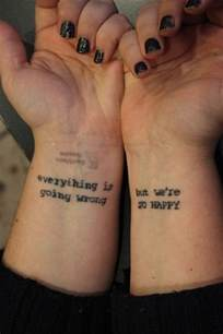 30 stylish tattoo quotes for girls