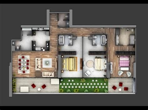 how to plan interior design of a house modern 3 bedroom house design layout ideas plan n design