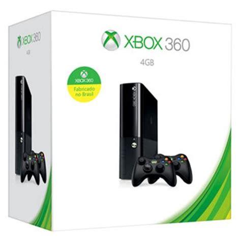 xbox 360 console 4gb console xbox 360 4gb 2 controles wireless consoles