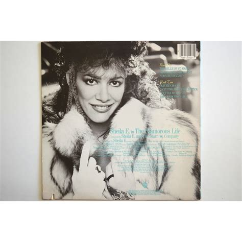 glamourous life the glamorous life by sheila e lp with pippomarino