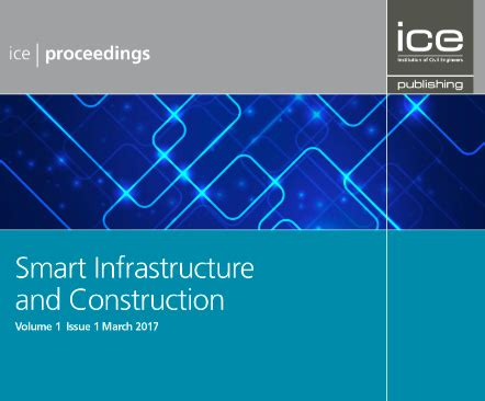 ice smart infrastructure and construction journal