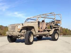 Army Jeep Hendrick Dynamics The Jeep Wrangler Unlimited 4x4