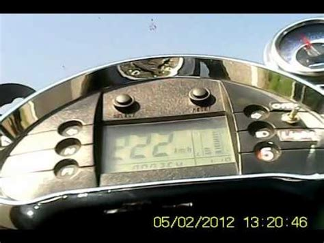 Top Filter Aquila P920 hyosung gv 650 ae max speed not yet