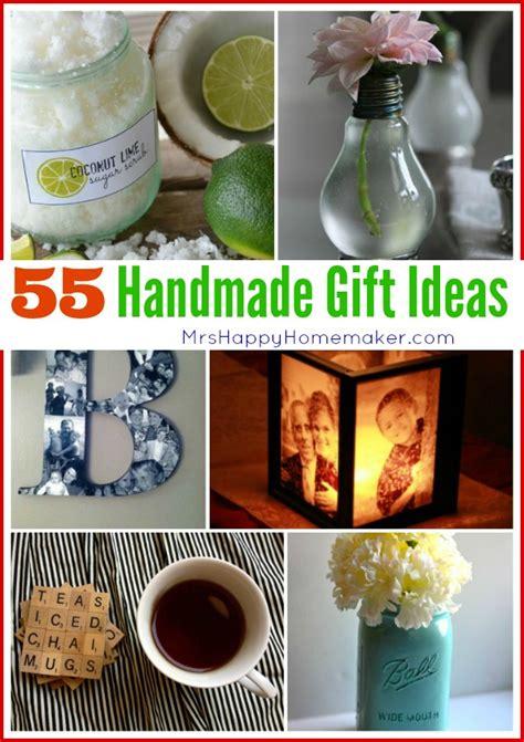 handmade gift ideas 2014 55 handmade gift ideas mrs happy homemaker