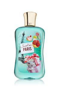 Shower Gel Bath And Body Works Sweet On Paris Shower Gel Bath And Body Works Pinterest