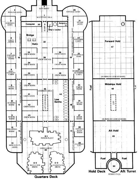 Palace Floor Plans l class subsidized liner