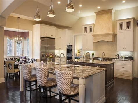 decor ideas for kitchens big kitchen design ideas kitchen design ideas
