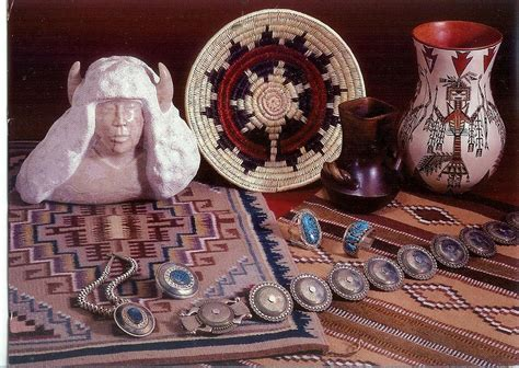navajo crafts for navajo indian remembering letters and postcards