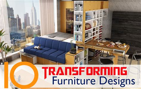 Where To Buy Furniture In Nyc by 10 Transforming Furniture Designs For Tiny