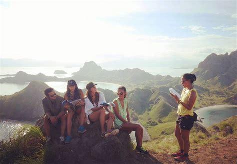 5 artis dunia yang berbulan madu ke pulau dewata bali 9 artis ngetop yang pernah foto di spot fotogenik pulau padar