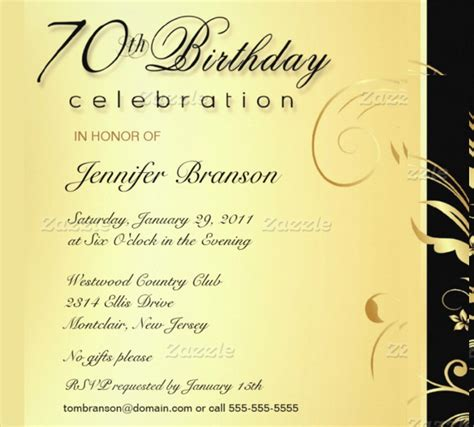 birthday invitations templates for adults 28 images
