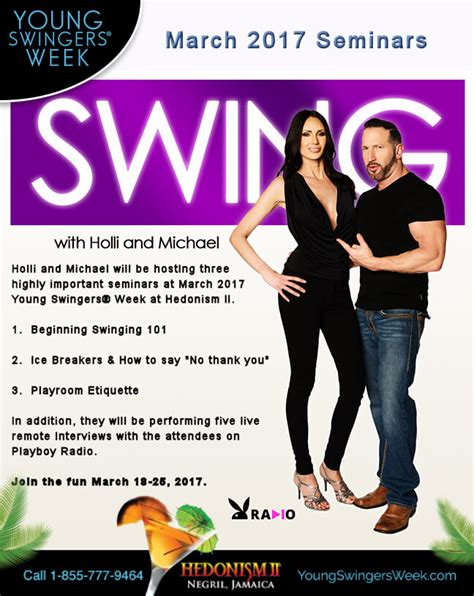 swing playboy online holli and michael swing on playboy radio joins march 2017