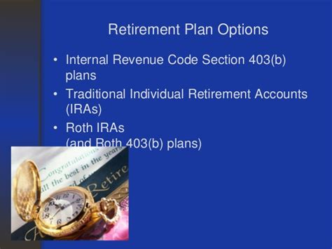 internal revenue code section 403 a church christian ministry compensation sp2012