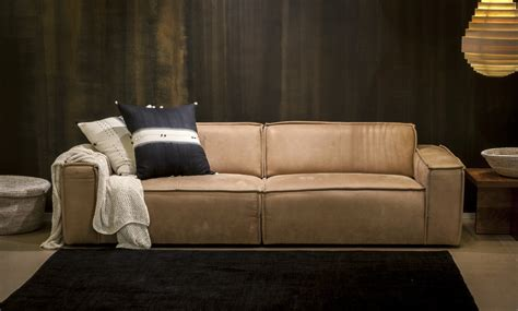 leather couch melbourne leather sofas melbourne edge sofa in soft tan