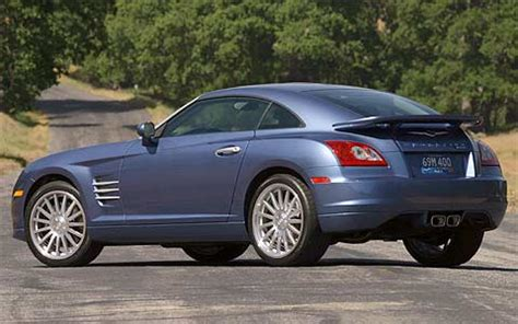 2005 chrysler crossfire roadster limited motor trend