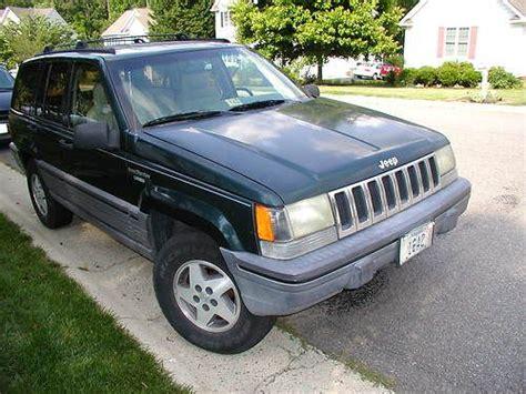 1993 Jeep Grand Laredo Purchase Used 1993 Jeep Grand Laredo Sport
