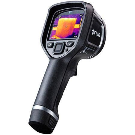 flir e series e5 thermal imaging infrared camera with msx