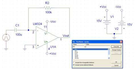 integrator circuit using lm324 integrator circuit using pspice 28 images op non inverting integrator electrical engineering