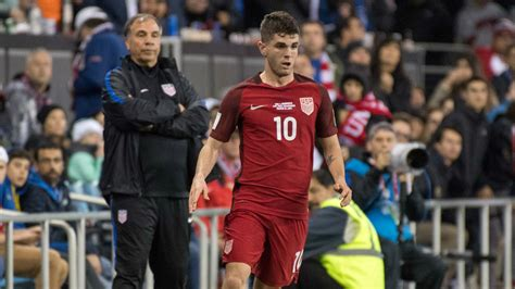 christian pulisic usa team from boy wonder to maturing professional christian