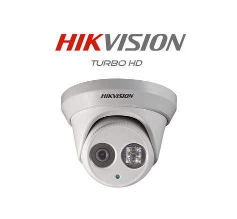 hikvision hd tvi 720p 1 3 mega pixel turbo hd exir turret ds 2ce56c2t it3 sky max cctv