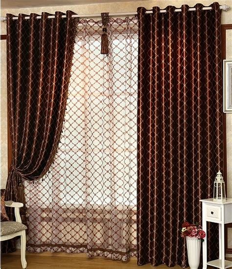 cheap curtains and drapes nice look 1 living room