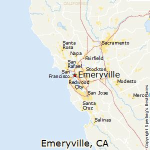 best places to live in emeryville california